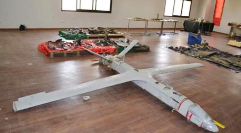 طائرات مسيرة الحوثيين بدون طيار تجاه السعودية