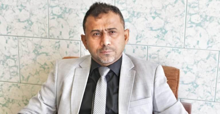 قائد اللواء الأول في المقاومة التهامية أحمد الكوكباني