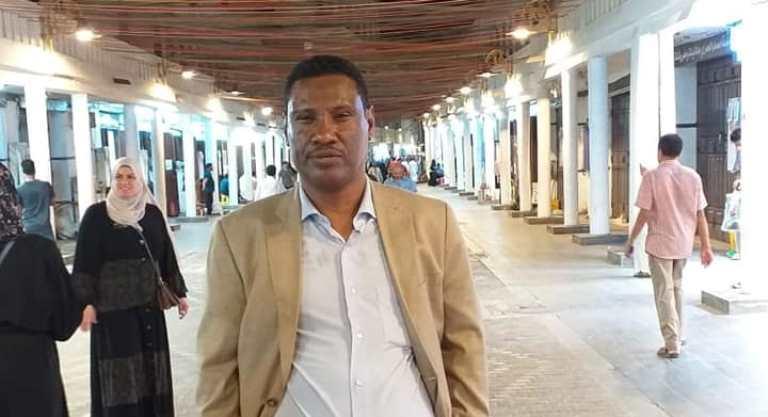 نعمان الحذيفي رئيس اتحاد اليمنيين السود