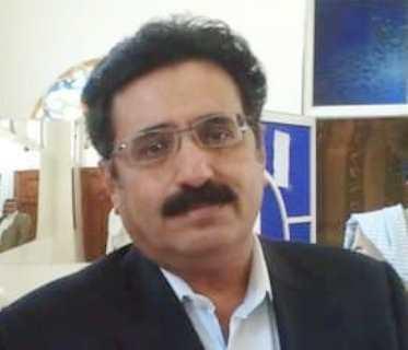 الدكتور مصطفى بهران