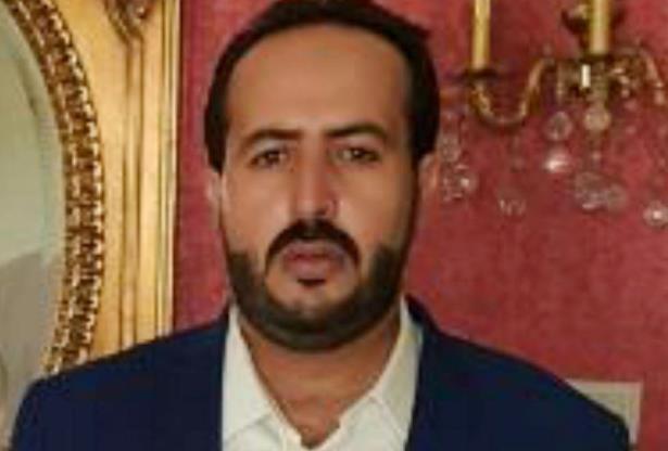 الشيخ ناصر حسين العجي العواضي