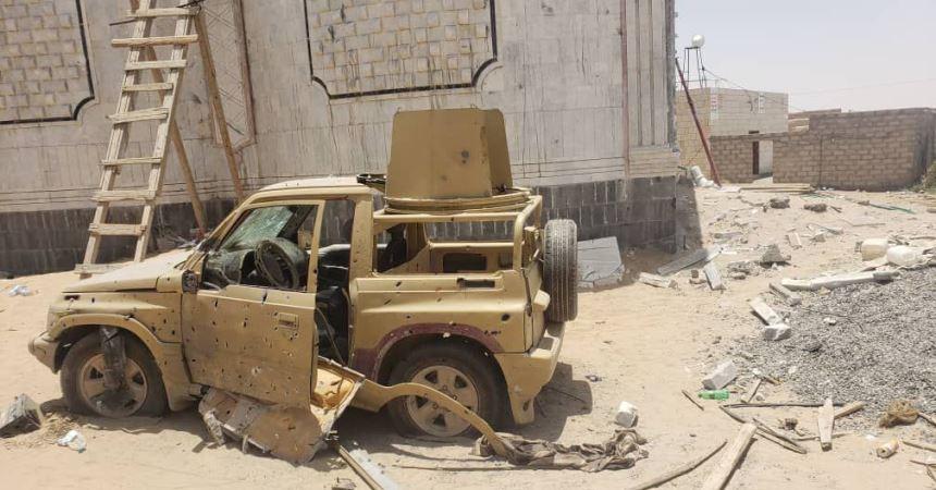 الشرعية في مأرب تعلن القضاء على خلية للحوثيين في عبيدة