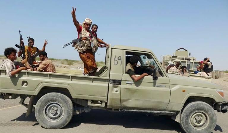 قوات المقاومة التهامية في الساحل الغربي اليمن - الحديدة