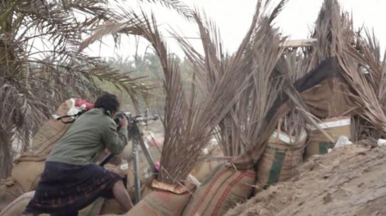 القوات الحكومية في الحديدة تعلن احباط هجوم الحوثيين في التحيتا