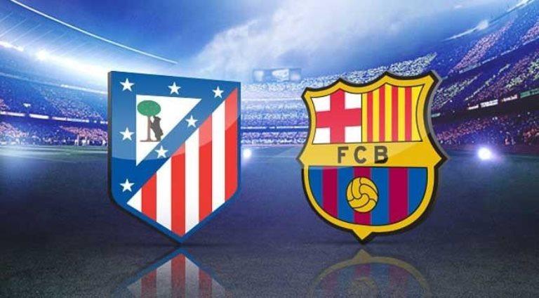 موعد مباراة برشلونة وأتلتيكو مدريد اليوم في الدوري الإسباني والقنوات الناقلة