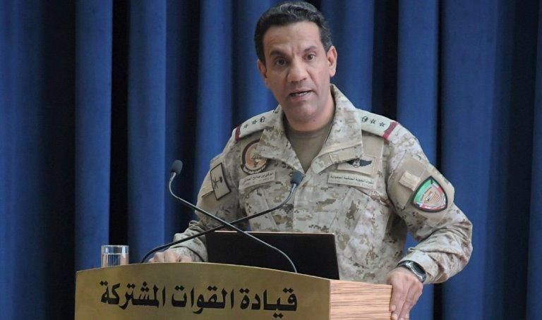 متحدث التحالف الشرعية في اليمن تركي المالكي