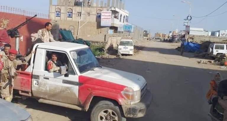 الاتفاق على تولي قوات اللواء 35 مدرع في تعز أمن التربة