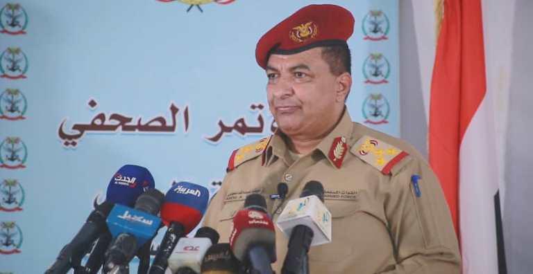 متحدث الجيش: استنزفنا الحوثيين في مأرب وهذه تقدمات حجة وتعز