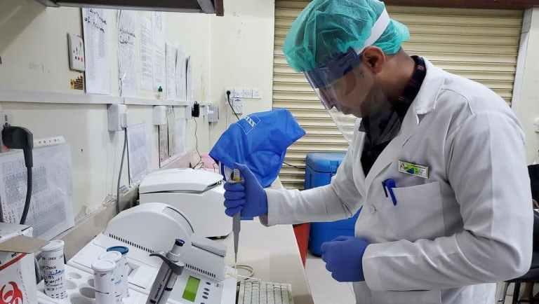 أطباء بلا حدود تدعم مراكز علاج كورونا كوفيد-19 في اليمن