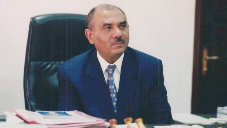 وزير الإعلام الأسبق في اليمن حسن اللوزي