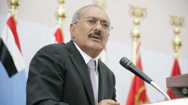 شاهد فيديو تسجيل مسرب: صالح رفض التأمر مع القذافي وقطر ضد السعودية