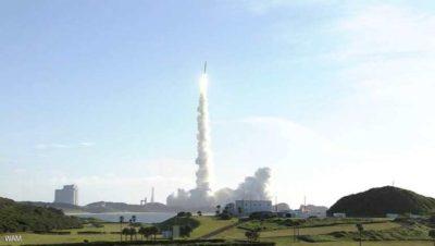 إطلاق صاروخ مسبار الأمل الإماراتي