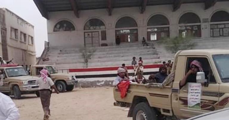 احتشاد مسلحين في المهرة لمعارضة مهرجان المجلس الانتقالي
