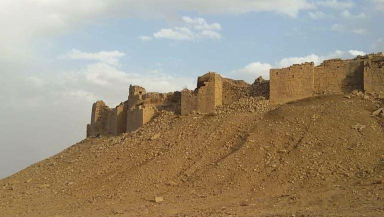 بَراقش: فاتحة الحضارة وحامية القوافل