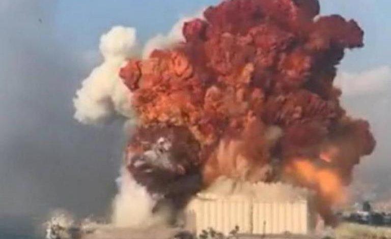 ارتفاع عدد ضحايا انفجار بيروت إلى 63 قتيلاً و3 آلاف جريح