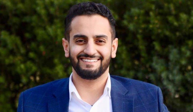 اليمني إبراهيم عياش يفوز بعضوية برلمان متشيجن واحتفاء واسع