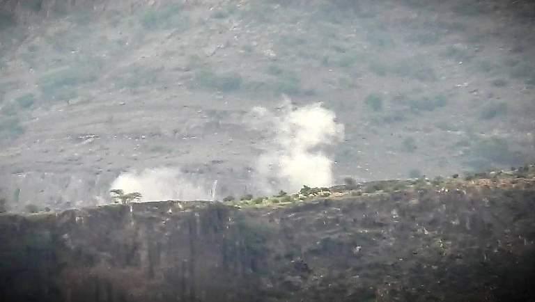 خسائر للحوثيين خلال مواجهات في الضالع