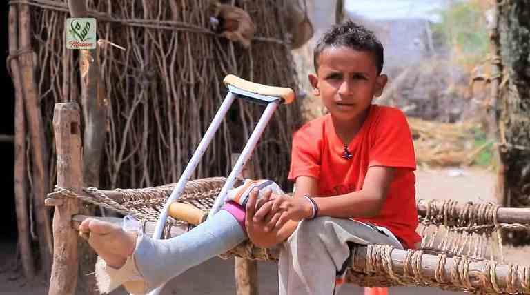 أطفال اليمن بين مساحات الألغام الحوثية المفتوحة بمناطق متفرقة