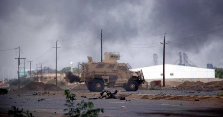 القوات المشتركة الحكومية في الحديدة