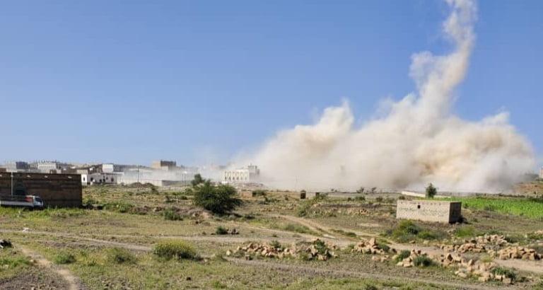 هيئة ضحايا تفجير المنازل في اليمن: مليشيات الحوثيين فجرت 816 مسكناً