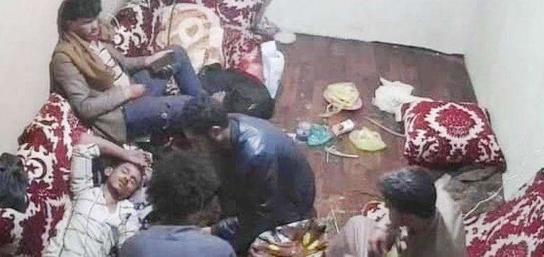 جريمة مقتل الشاب عبدالله الأغبري في صنعاء