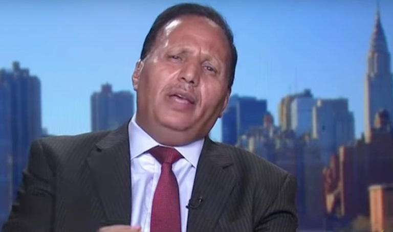 عبدالعزيز جباري في مقابلة مع الجزيرة