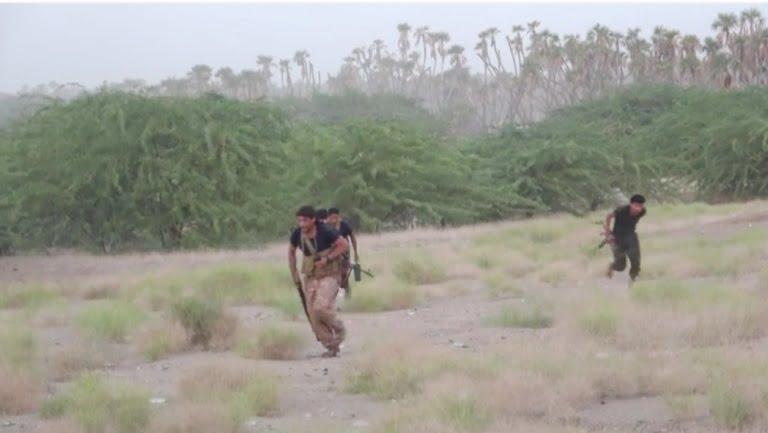 مشاهد من معارك الحديدة وتقدم القوات المشتركة