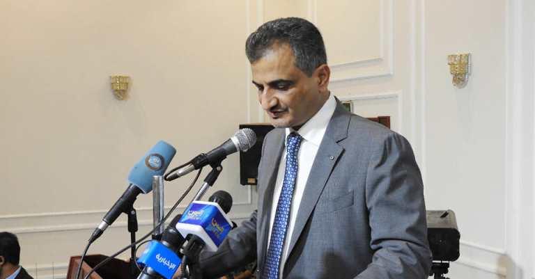 محافظ عدن أحمد لملس في ورشة دور المنظمات