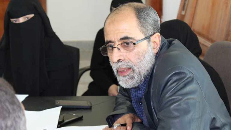 حسن زيد أمين عام حزب الحق سابقاً في اليمن