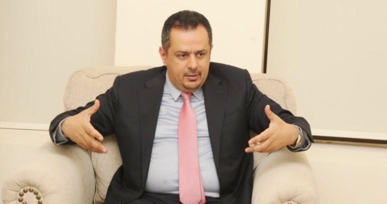 معين عبدالملك: استعرضت مع خالد بن سلمان التحديات والدور السعودي المعول