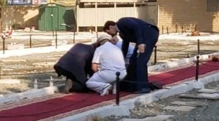 السعودية هجوم مقبرة غير المسلمين في جدة