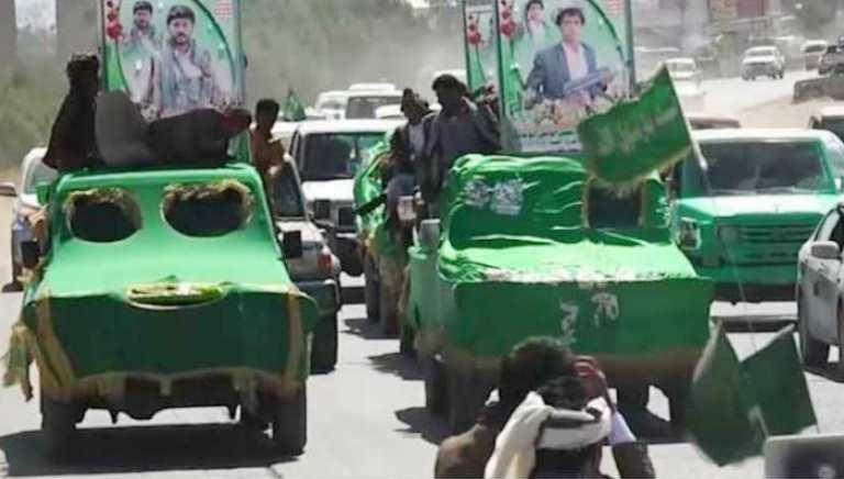 جنائز تشييع القتلى الحوثيين بوتيرة يومية