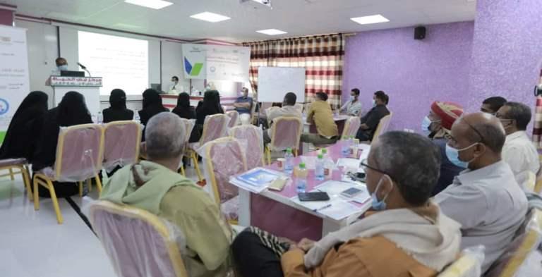 حضرموت: ورشة تدريبية متقدمة للممرضين عن السكري في المكلا