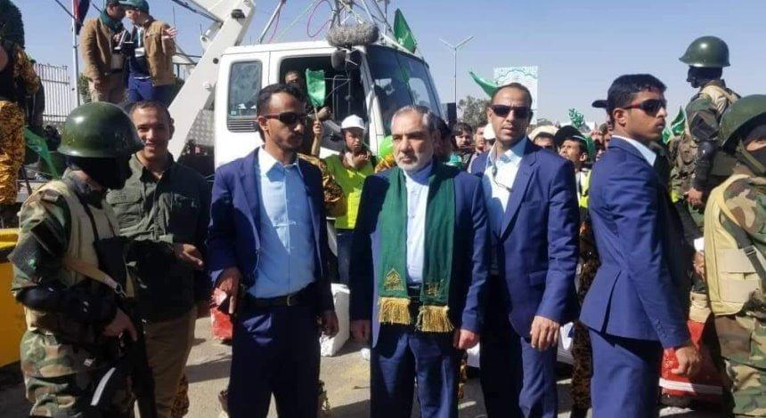 تأكيداً لما نشر نشوان نيوز: خبراء من إيران وحزب الله وصلوا صنعاء برفقة ايرلو