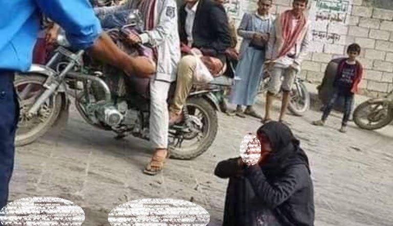 زوجة قتيل حجة الشيخ حميد طفيان