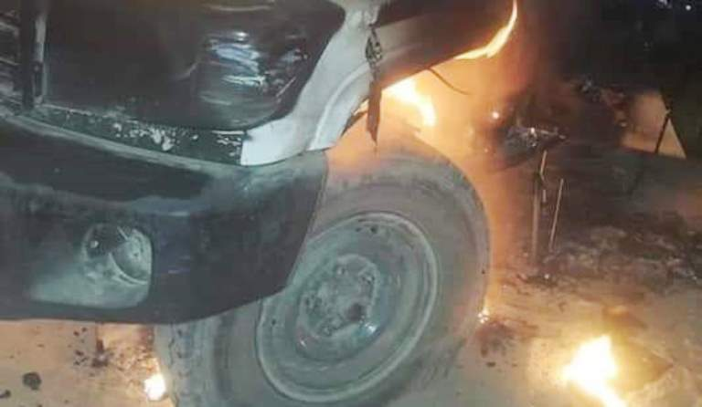 هجوم إرهابي يستهدف قوات الحزام الأمني في أبين واتهام القاعدة