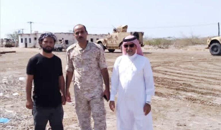 اللجنة السعودية تشرف على انسحابات لقوات الشرعية والانتقالي في أبين