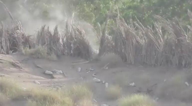 القوات المشتركة توثق مقتل 10 قناصة حوثيين في الحديدة