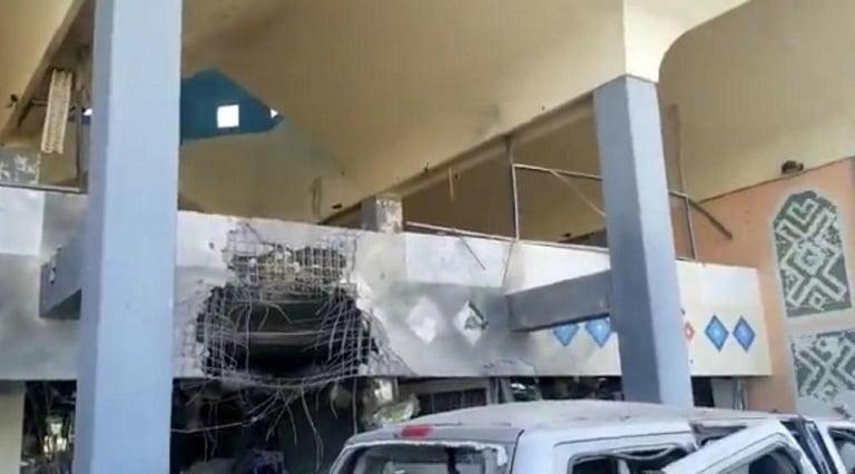 الحكومة اليمنية: مليشيات الحوثي نفذت الهجوم على مطار عدن