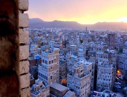 ما مثل صنعاء اليمن