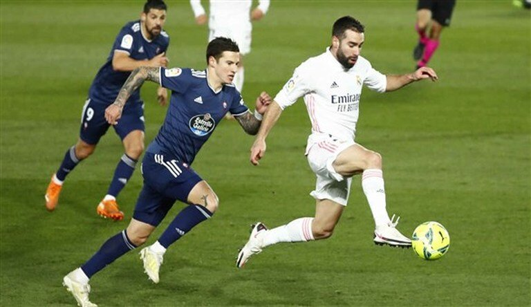 ريال مدريد يخسر جهود كارفاخال أمام أوساسونا في الدوري الإسباني