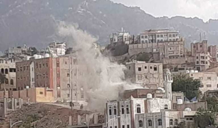 حيمة تعز وجرائم الحوثي.. إرهاب يستدعي التحرك