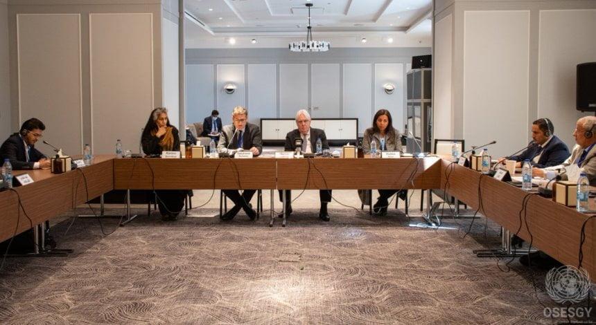 غريفيث يعلن حصيلة اجتماع لجنة الأسرى في اليمن: خيبة أمل