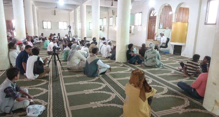 لقاء دعاة وخطباء الساحل يدعو لمواجهة خطر المعتقدات الخمينية في اليمن