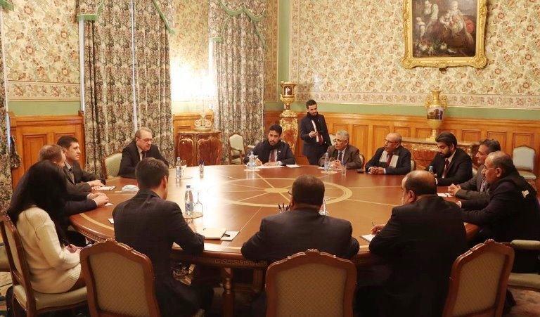 موسكو: لقاء وفد الانتقالي ناقش تطورات اليمن ومحافظاته الجنوبية بالتفصيل
