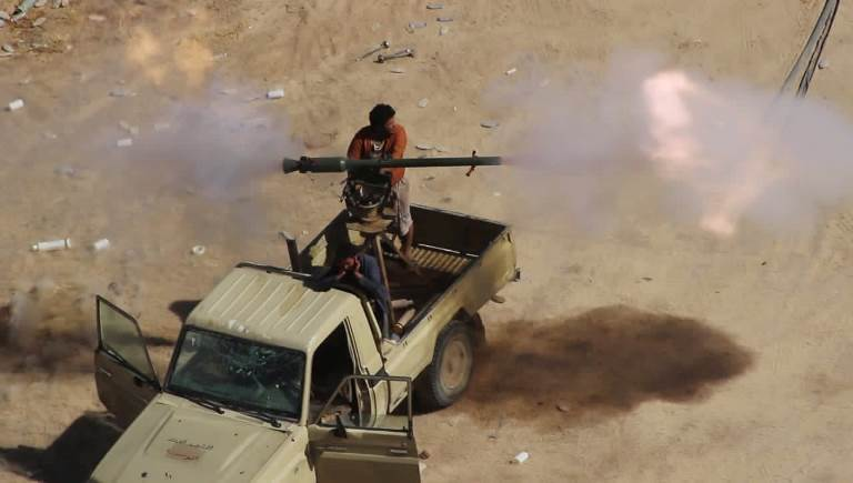 الحوثيون يتكبدون خسائر بعمليات للجيش والمقاومة في مأرب والبيضاء