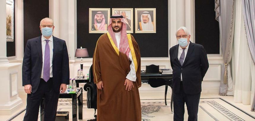 غريفيث يكشف حصيلة زيارته الرياض: فرصة لدعم التسوية يقابلها تصعيد
