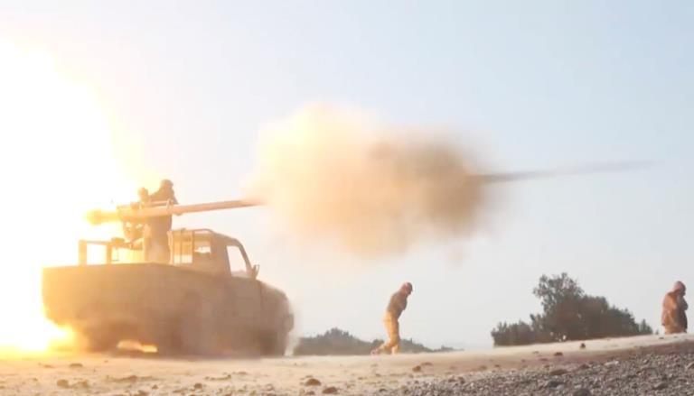 مأرب: مواجهات مع استمرار هجمات الحوثيين والتحالف يدمر تعزيزات