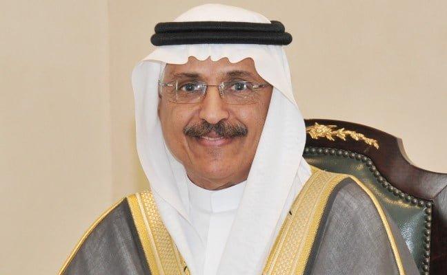 عبدالعزيز العويشق الأمين العام المساعد في مجلس التعاون الخليجي