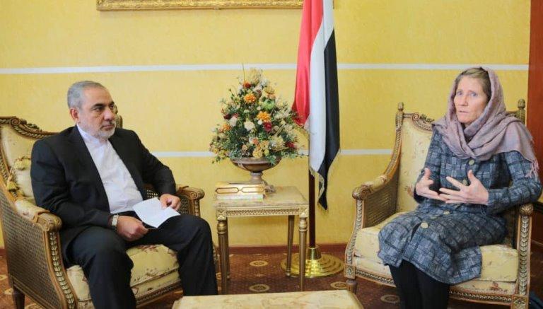 اليمن يلوح بإجراءات قانونية بحق الصليب الأحمر بعد لقاء ايرلو